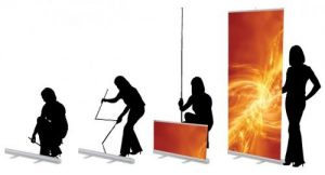 promote your business with roller banners pop up banners